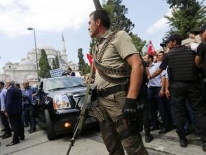 Бомба избухна в Турция, има ранени