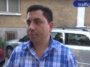 Бащата на убитата Никол на разпит в пловдивското следствие ВИДЕО