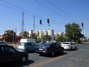 """Облекчават движението от """"Цариградско шосе"""" към бул. """"Освобождение"""""""