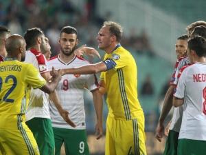 Швеция потъна в скръб след загубата от България