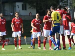 Марица загуби от ЦСКА в контрола