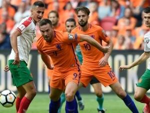 Мондиал 2018 е химера! Загубихме с 3:1 в Холандия СНИМКИ
