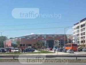 Изграждат огромно заведение на 2,7 декара до Колодрума в Пловдив