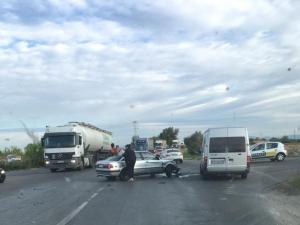 Катастрофа затапи oколовръстното на Пловдив