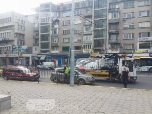 """Паякът не пожали колата на шефа на """"Чистота"""" в Пловдив, чистачки я спасиха СНИМКИ"""