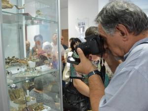 Зъб на прачовек на 7 милиона години показват в частен музей в Чирпан