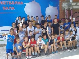 Академик Бултекс 99 напълни залата с деца в Деня на отворените врати СНИМКИ