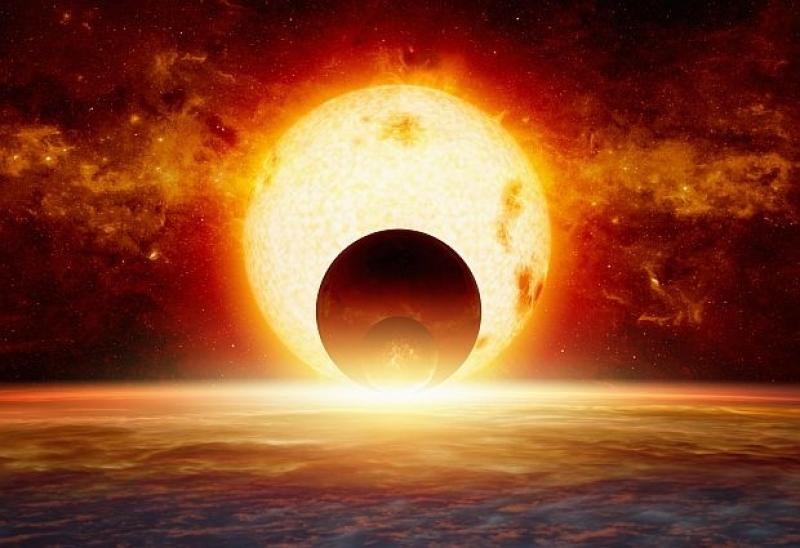 Рекордно слънчево изригване, ще ни мъчат 24-часови магнитни бури