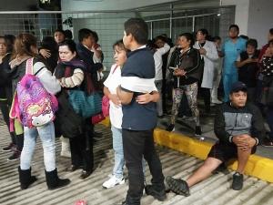 Силният трус в Мексико взе жертви