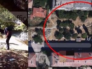 Пловдивчани въстават срещу изграждането на паркинг върху зелени площи СНИМКИ