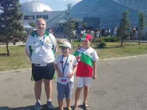 Три деца от шахклуб Пловдив на европейското по шах СНИМКИ