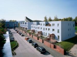 Как в Германия преобразяват панелките СНИМКИ