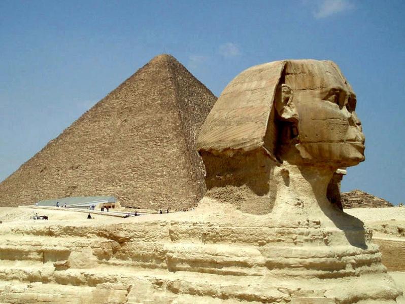 Ново откритие за Хеопсовата пирамида променя историята