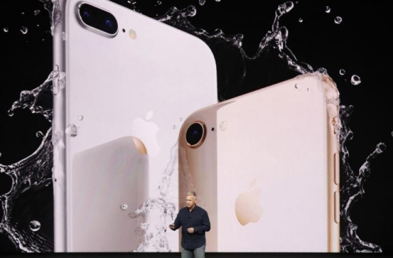 Ето ги: Apple представи айфон 8 и айфон 10 СНИМКИ и ВИДЕО