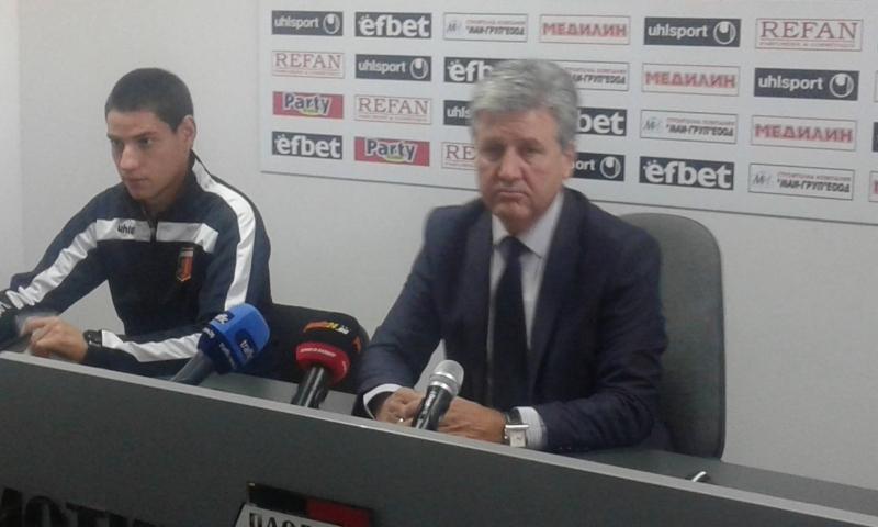 Кузман Маринков: Действията на Дани Кики са непрофесионални ВИДЕО