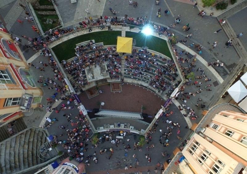 Руснаци заливат Пловдив
