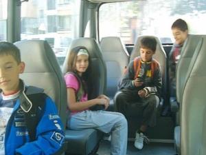 Автобуси №4 и 29 возят безплатно на 15 септември учениците и техните родители