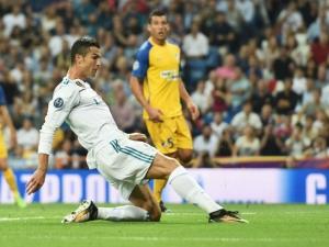 Роналдо си го изкара на отбора на Живко Миланов - 3:0 срещу АПОЕЛ, резултатите