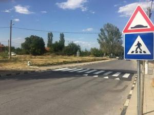 """Край на гонките в Браниполе! Четири """"легнали полицаи"""" ограничават скоростта"""