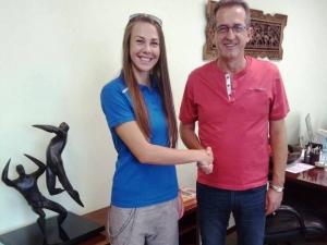 Волейболната Марица привлече националка