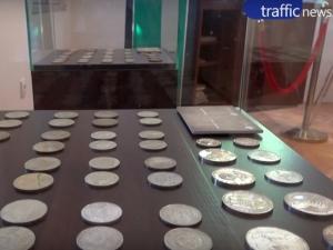 Поглед отвъд стените на трезора: Пловдив събра историята на банките ВИДЕО