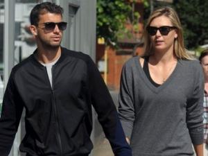 Гришо, Маша и мечока: Историята на любовта между двамата тенис звезди
