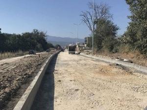 Кметът Иван Тотев се отчете на коматевци – ето докъде е ремонтът на Коматевско шосе СНИМКИ