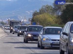 Започват полагането на асфалта на пътя Пловдив – Асеновград, ще е готов предсрочно ВИДЕО