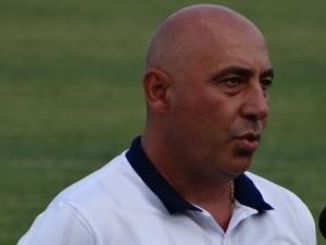 Треньорът на ФК Марица хвърли оставка