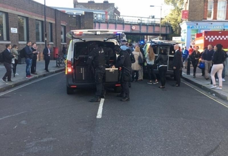 Заподозряният за атентата в Лондон бил арестуван преди 2 седмици... и освободен