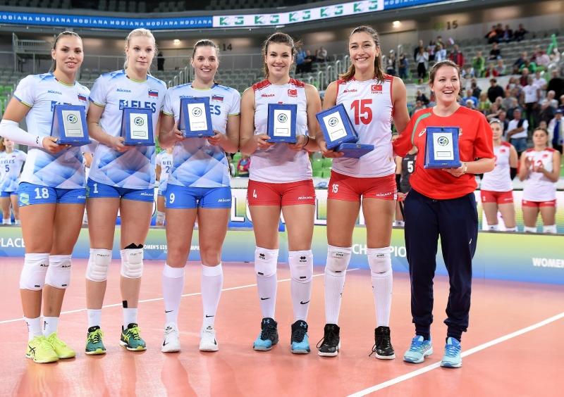 Волейболистка на Марица е номер 1 на световното