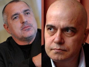 Бойко Борисов: Ще му дам лист на Слави да се подпише, че гарантира поне за трима човека