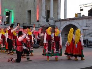 Фолклорен концерт разтърси Античния, започнаха празниците на Стария град
