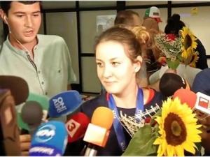 Либеро номер 1 в света Жана Тодорова: Най-важен е колективът ВИДЕО