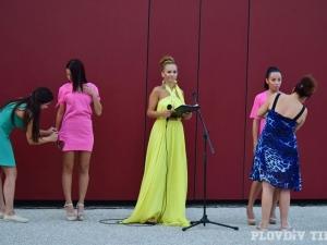 Малката базилика се превърна в моден подиум:  Академията по изкуствата изнесоха шармантно ревю СНИМКИ