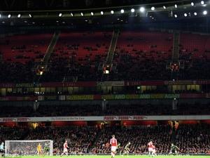Антирекорд за Арсенал – билети от 10 паунда не трогнаха феновете