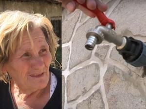 Баба Зоя, която от 10 дни е без вода: Ще се молим на хората, които имат кладенци ВИДЕО
