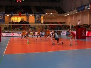 Марица с достойно представяне срещу силен руски тим