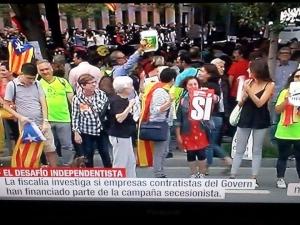 Испания пред гражданска война! Забраниха референдума за независимост на Каталуния