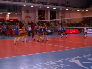 Турски съдия посече Марица на турнира в Бурса