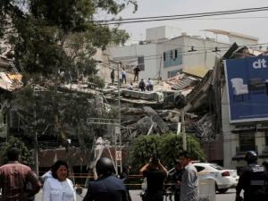 Още едно силно земетресение удари Мексико