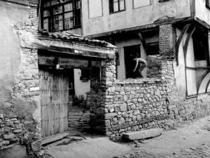 Пловдивските домове едно време СНИМКА