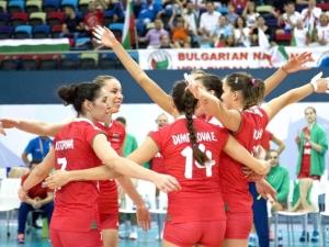 Бием Турция на европейското по волейбол, продължаваме напред!