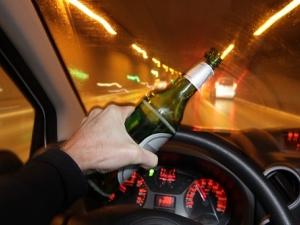Пиян до козирката пловдивчанин отнесе три коли