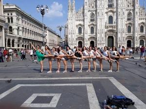 Пловдивски и италиански балетисти готвят съвместен спектакъл