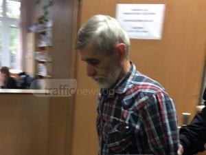 Пуснаха от ареста Костадин, който застреля в главата собствения си син СНИМКИ