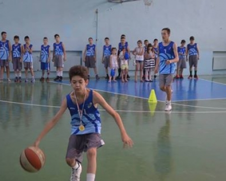 Академик приема първия турнир от Балканската купа при децата