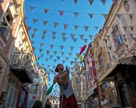 Капана фест разтърсва Пловдив в следващите 3 дни
