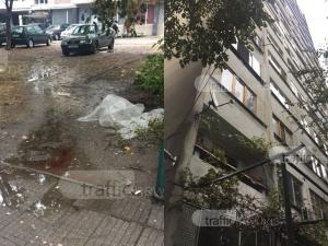Сестрата на възрастната жена, която скочи от 9-тия етаж, се е самоубила по същия начин СНИМКИ