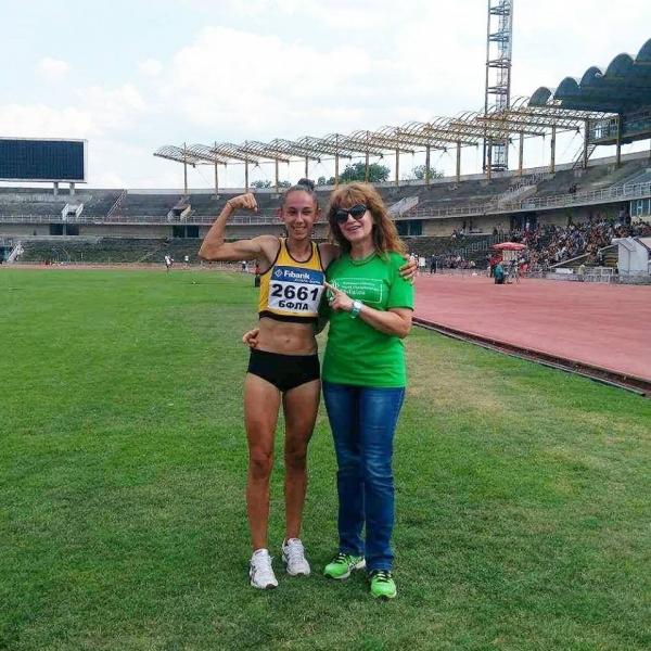 Надеждите на Пловдив: Отписаха Лили след лоша контузия, тя се върна още по-силна СНИМКИ